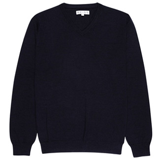 merino vneck sweater