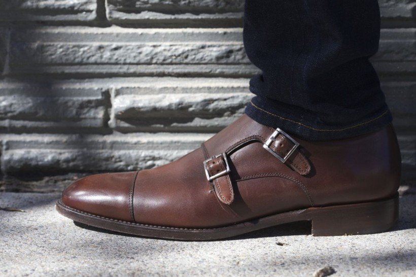 double-monk-strap-shoe