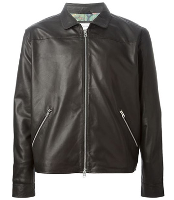 mash leather jacket