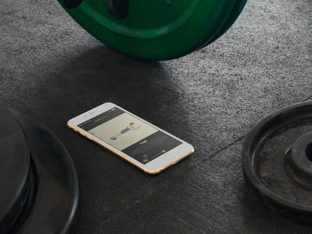 my workout buddy app