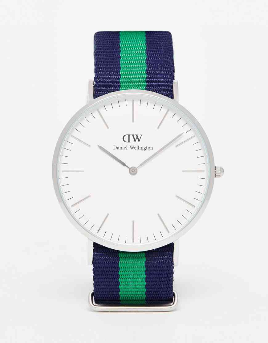 DW Canvas Watch 01
