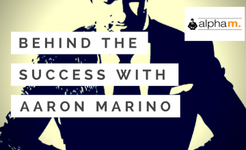 aaron marino interview